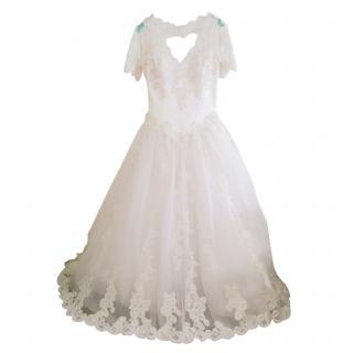 Demetrios unique wedding dress