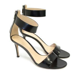 Gianvito Rossi Black Smart Nero Heel