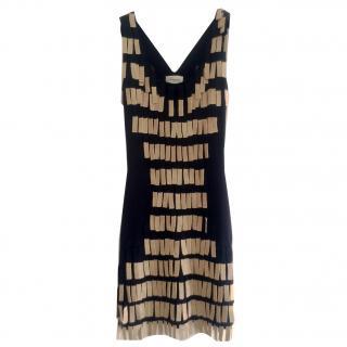 Temperley London tassel dress
