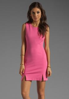 Juicy Couture ponte sleeveless dress