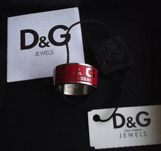 D&G Jewels Unisex Ring New