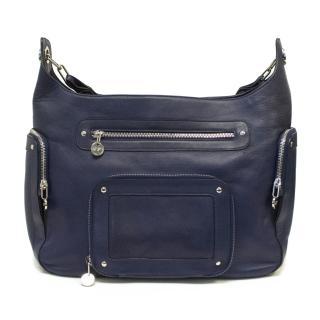 Roger Vivier Blue Shoulder Bag
