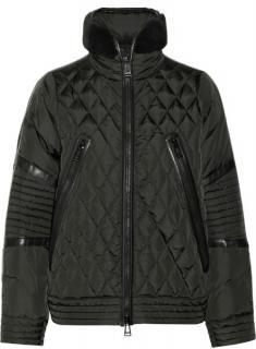Belstaff Roxwell Beaver Trim Jacket