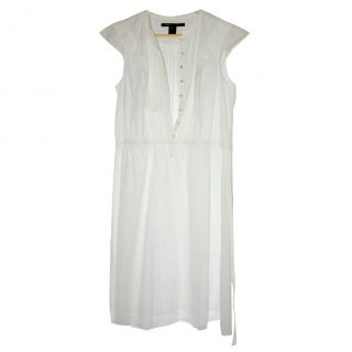 Marc Jacobs White Dress