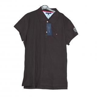 Tommy Hilfger Golf Polo Brown Shirt