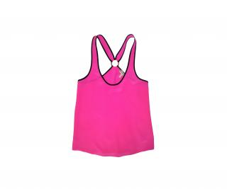 Juicy Couture Pink Silk tank