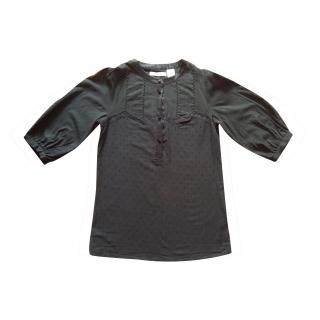 Maje Victorian style top
