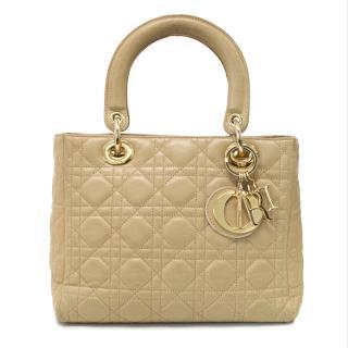Christian Dior  'Lady Dior' Bag