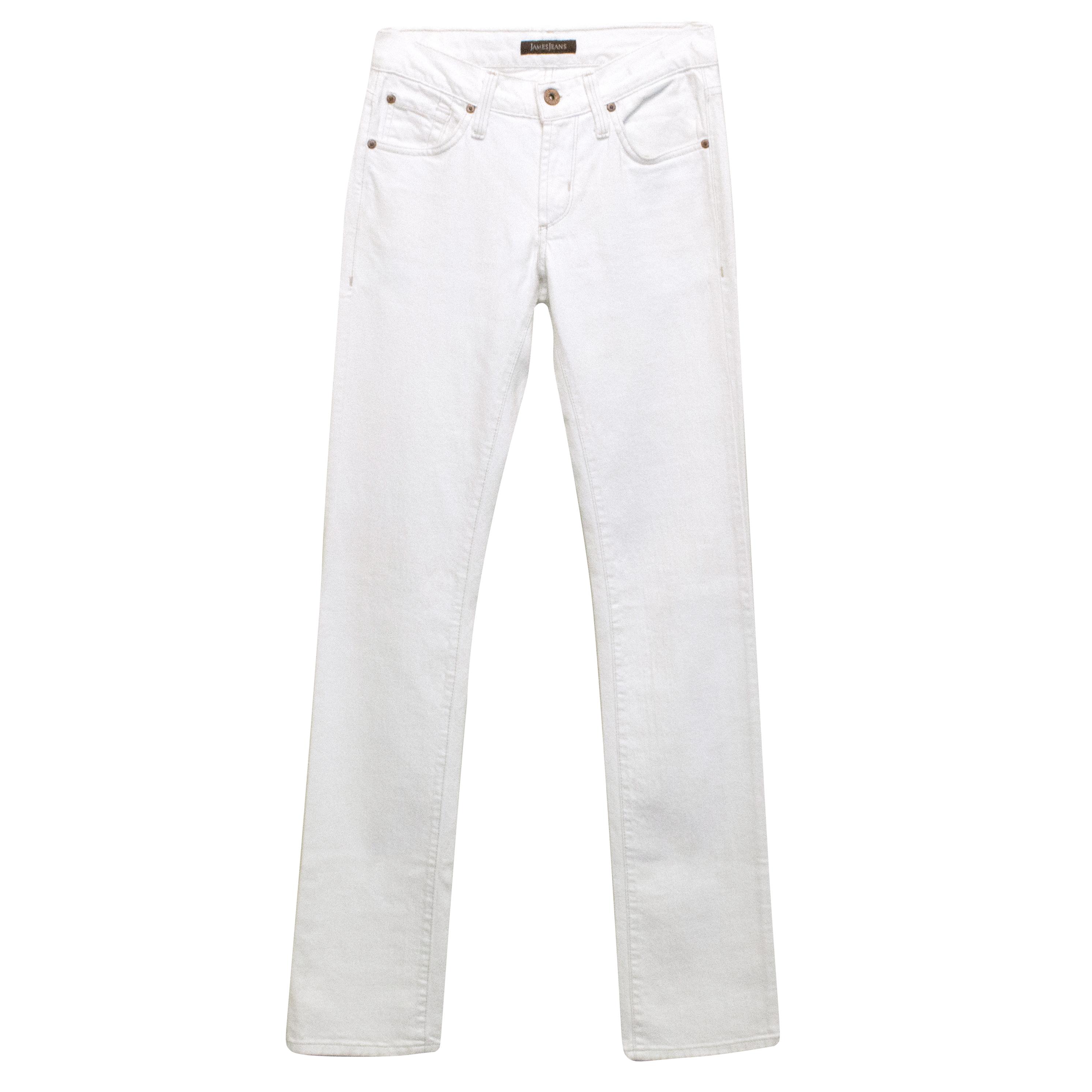 James Jeans 'Hunter' White Jeans