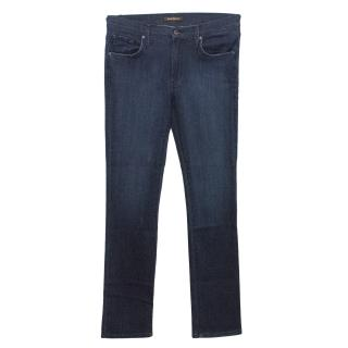 James Jeans Hunter Coastal Blue Straight Jeans