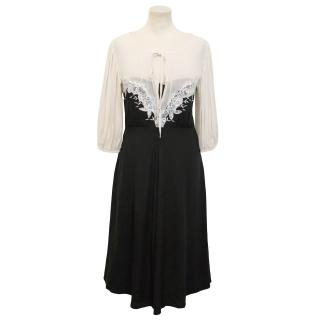 Temperley Black 'Artemis' Dress