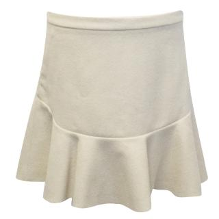 Pyrus Cream 'Piper' Skirt