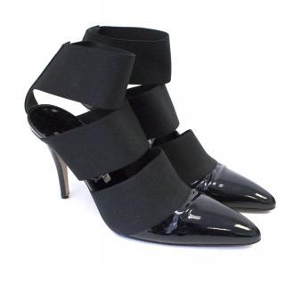 Walter Steiger Black Patent Heels
