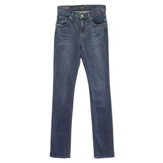 James Jeans 'Hunter Hight Rise' Straight Leg Jeans