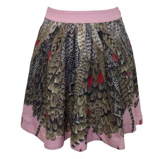 Paul & Joe 'Zouplum' Rose Skirt