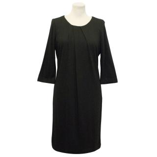 Boss by Hugo Boss Black Knit Dress