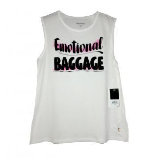 Juicy Couture  Emotional Baggage top