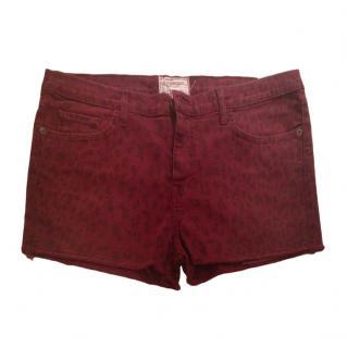 Current Elliott Shorts