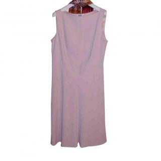 Moschino dress - pale pink uk 12/14