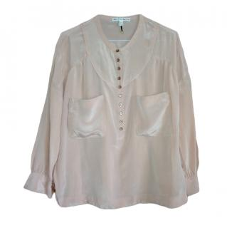Silk blouse - Twenty8twelve