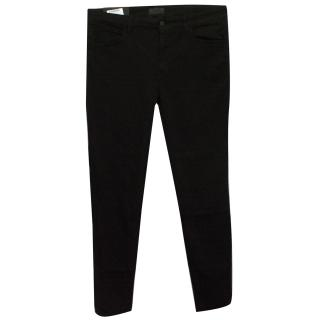 Koral Black High Rise Skinny Jeans