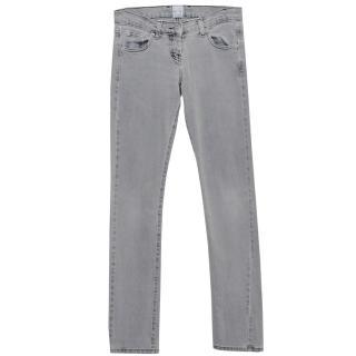 Sass & Bide Light Grey Skinny Jeans