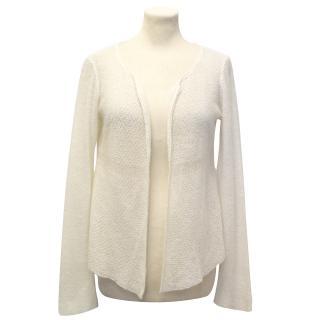 Marni Cream knit cardigan