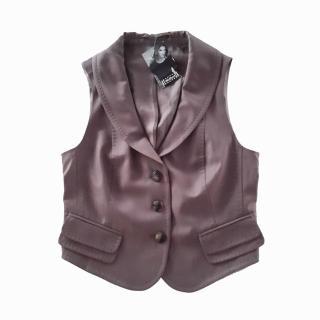 Wolford Brown vest
