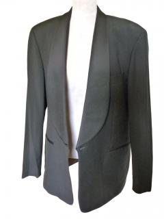 Hugo Boss Mens Double Breasted Black Blazer