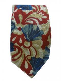 Ermenegildo Zegna Pure Silk Tie