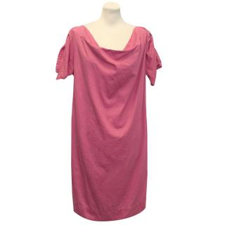 Vivienne Westwood Anglomania Pink Tunic