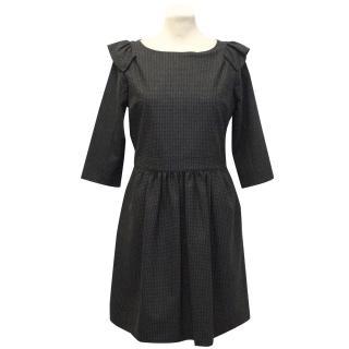Paul & Joe Sister Charcoal Grey Dress