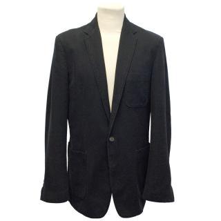 Maison Martin Margiela Navy Blazer Jacket