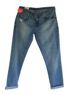 Nobody Demin Beau Mid Rise Boyfriend Jeans