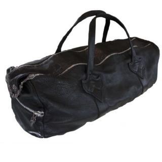 Chrome Hearts Boston Leather Travel Bag