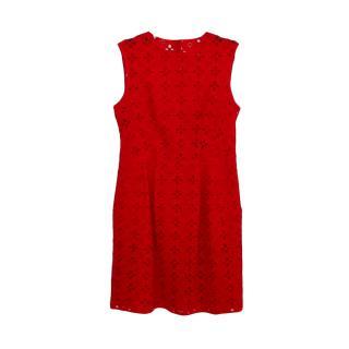 Nanette Lepore Red dress