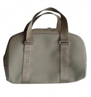 Lacoste Beige handbag