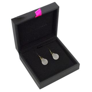 Theo Fennell 18ct Gold Halogen Light Bulb Earrings