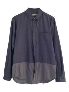 Richard Nicoll Blue Shirt