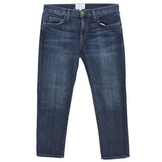 Current Elliot Blue Denim 'The Boyfriend' Jeans