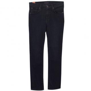 James Jeans High Class Straight Dark Blue Jeans
