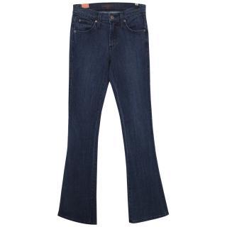 James Jeans Nuboot Flared Blue Jeans
