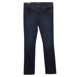 James Jeans Hunter Straight Legged Coastal Blue Jeans