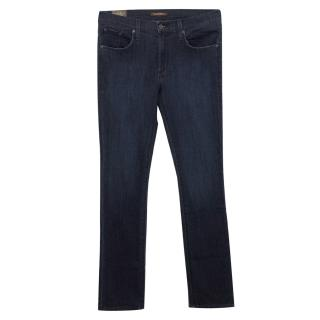 James Jeans Hunter Straight Legged Coastal Blue Jeans