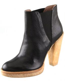 Belle by Sigerson Morrison Black  Ankle Boot