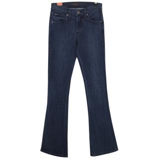 James Jeans Nuboot Flared Blue Jeans