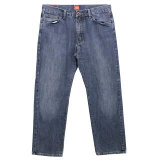Boss Hugo Boss Blue Jeans