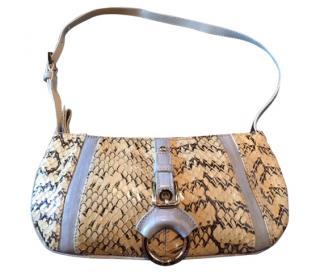 Dolce and Gabbana mini python purse/bag