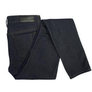 Victoria Beckham Dark Denim Skinny Jeans