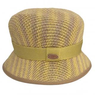 Missoni Yellow Hat